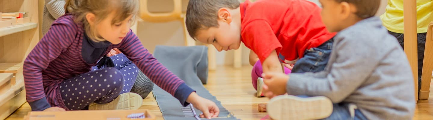 montessori educational programs in NYC